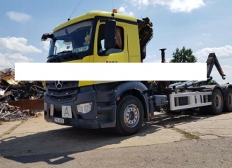 Iveco Daily -17meter