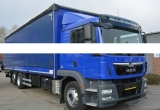 MAN TGM 15.290 Frigobox ThermoKing T1000R