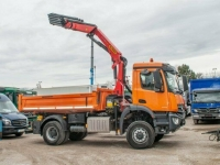Mercedes-Benz ACTROS 1844 / MP3/ LOW DECK/EURO 5 /NEW MICHELIN