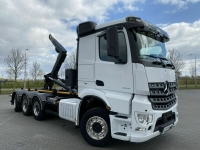 Volvo FH 500 Globe XL/VEB/E6/ hydr. Walking Floor
