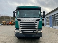 MAN TGL 12.220 4X2 Ladebordwand Euro 5