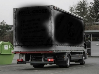 Andere Cement Trailer V Type