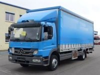 MAN TGL 8.250 ZESTAW TANDEM 120 m3 MANUAL